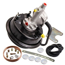 VH44 Remote Mount Brake Booster & Fitting Kit for Fiat 4 wheel Drum Brake Models