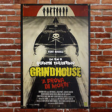 Original Movie Poster - Grind House 100x140 CM - Quentin Tarantino