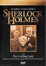 Sherlock Holmes - The Leading Lady (DVD, 2006, 2-Disc Set)