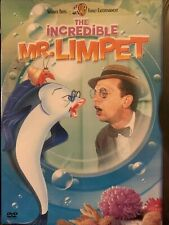 The Incredible Mr. Limpet (DVD, 2002) Widescreen Don Knotts