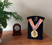 Medal Display Stand -- Free Shipping!  Disney Running medal or any race!