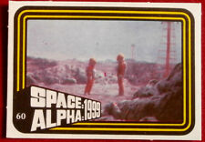 SPACE / ALPHA 1999 - MONTY GUM - Card #60 - Netherlands 1978
