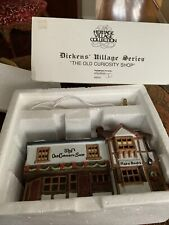 Dept 56 Dickens Village The Old Curiosity Shop In Box