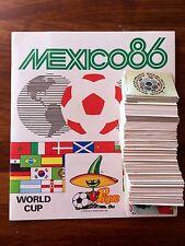 1 Stricker Panini  World Cup Mexico 86 New