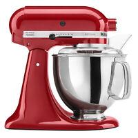 NEW KitchenAid Artisan Series 5 Quart Tilt-Head Stand Mixer Empire Red