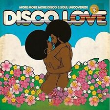CD de musique disco album love