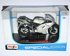 Maisto - DUCATI 848 Motorbike - Model Scale 1:18