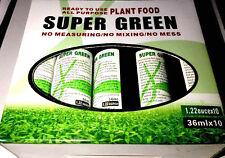 Super Green Lucky Bamboo Fertilizer Plant Food High Quality 10 bottles