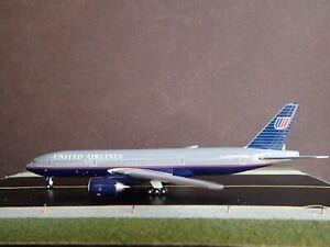 1/400 Gemini Jets United Airlines 777 B777-200 N799UA
