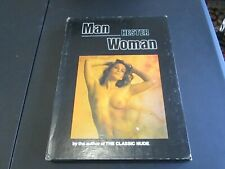 Nude Photography Erotica--MAN WOMAN--George Hester--2 Volume Set--Hardcover 1975
