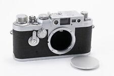(44) Leica IIIg GOOEF RF camera w/body cap spool EXC++/Mint-