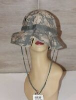 GI Genuine Issue Military UCP ACU Digital Camo Army Boonie Hat Cap, 6 3/4 NEW