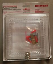 New HONEYWELL CG510A Small Thermostat Guard Cover Base Lock Key Hardware