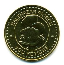 75006 Hôtel de la Monnaie, Disney, Picsou, Sou fétiche, Monnaie de Paris
