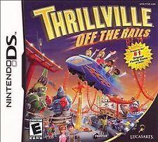 Thrillville: Off the Rails (Nintendo DS, 2007)