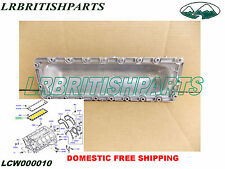 LAND ROVER VALLEY PAN W/ GASKET RANGE ROVER 4.4 M62 2003 TO 2005 NEW LCW000010