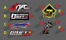 JDM  Drift japan Style Honda, Nissan Vinyl Decal Sticker