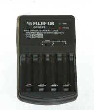 FujiFilm Rapid Charger for Ni-Mh Batteries #BK-NH20 w / power supply.