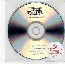 (DV330) The Blind Hearts, Crying Shame - 2012 DJ CD