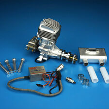 DLE 35RA 35CC Rear Exhaust Single Cylinder Two Stroke Gas Engine For RC Airplane