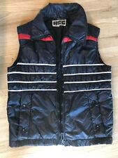vintage 70's swiss HENRI CHARLES COLSENET ski vest HCC switzerland mens 46