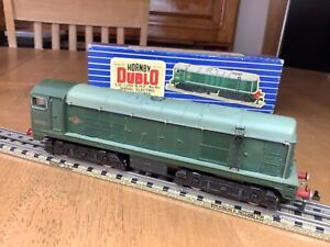 Hornby Dublo 3 Rail L30 BR Class 20 Bo-Bo Diesel serviced & remagnetised