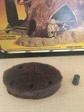 Star Wars Vintage Replacement Foam and Leveler Cylinder for Dagobah Playset