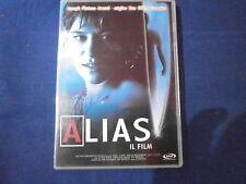 ALIAS - FILM IN DVD ORIGINALE - USATO MA IN BUONE CONDIZIONI