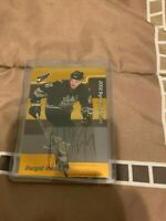 2002-03 In the Game Be A Player Signature Series Sergei Gonchar Auto #200