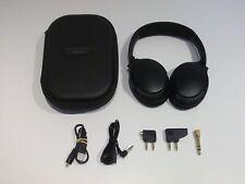 Bose QuietComfort QC35 Noise Cancelling Wireless Headphones. Black