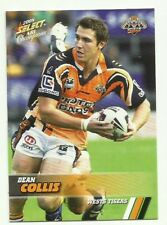 2008 NRL SELECT CHAMPIONS WESTS TIGERS DEAN COLLIS #185 BASE CARD FREE POST