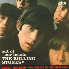 ROLLING STONES - OUT OF OUR HEADS (1995 REMASTERED CD REISSUE EUROPE)
