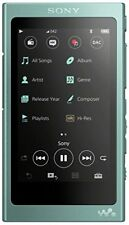 Reproductor Sony Nwa45g.cew Walkman HiFi 16GB verde