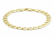 "Unbranded Yellow Gold 8 8.49"" Fine Bracelets without Stones"