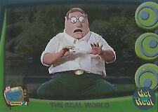 "Family Guy Season 2 - CL1 ""Get Real"" Case Topper Card"