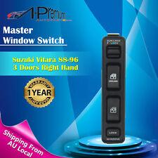 A-Premium Main Master Power Window Switch for Suzuki Vitara 1988-1996 2-Doors