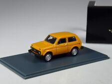 Klasse: Neo Scale Models Lada 2121 Niva orange in 1:87 in OVP, limitiert 200