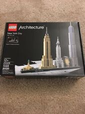 LEGO Architecture New York City (21028) NEW IN SEALED BOX