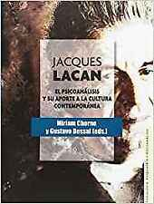 Jacques lacan el psicoanalisis and their contribution. Expedited shipping (spain)