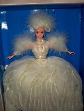 1994 Enchanted Seasons Collection Snow Princess NRFB #11875  Mattel