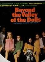 BEYOND THE VALLEY OF THE DOLLS SOUNDTRACK LP RE Russ Meyer Exploitation