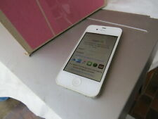 Apple iPhone 4s  8GB -White (Unlocked) A1387.