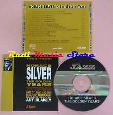 CD HORACE SILVER 1953-1958 The golden years PROMO MUSICA JAZZ 12/2008(Xs8) lp mc