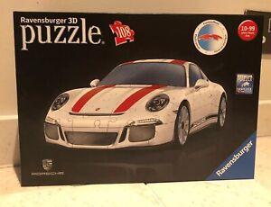 Ravensburger 3D Puzzle Porsche 911 R - n. 125289 - 108 pieces
