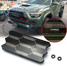 Grill Garnish Sensor Cover OE #53141-35060 For Toyota Tacoma TRD PRO 2018 2019