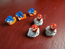 Vintage Sonic Happy Meal Fast Food Toys