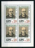 Slowakei Kleinbogen MiNr. 191 postfrisch MNH Cept (G773