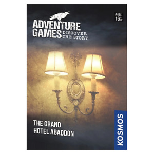 PREORDER Adventure Games The Grand Hotel