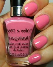 WET N WILD Mega Last Nail Color Nagellack (Candy-licious) NEU&OVP
