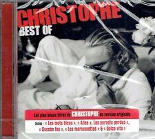 CD - CHRISTOPHE - Best of